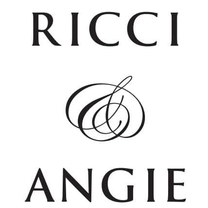 美容室RICCI&ANGIEロゴ画像
