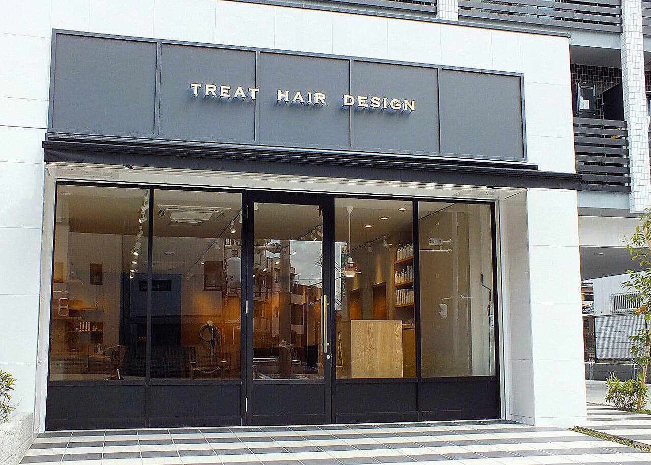 美容室TREAT HAIR DESIGN 浦安店求人画像