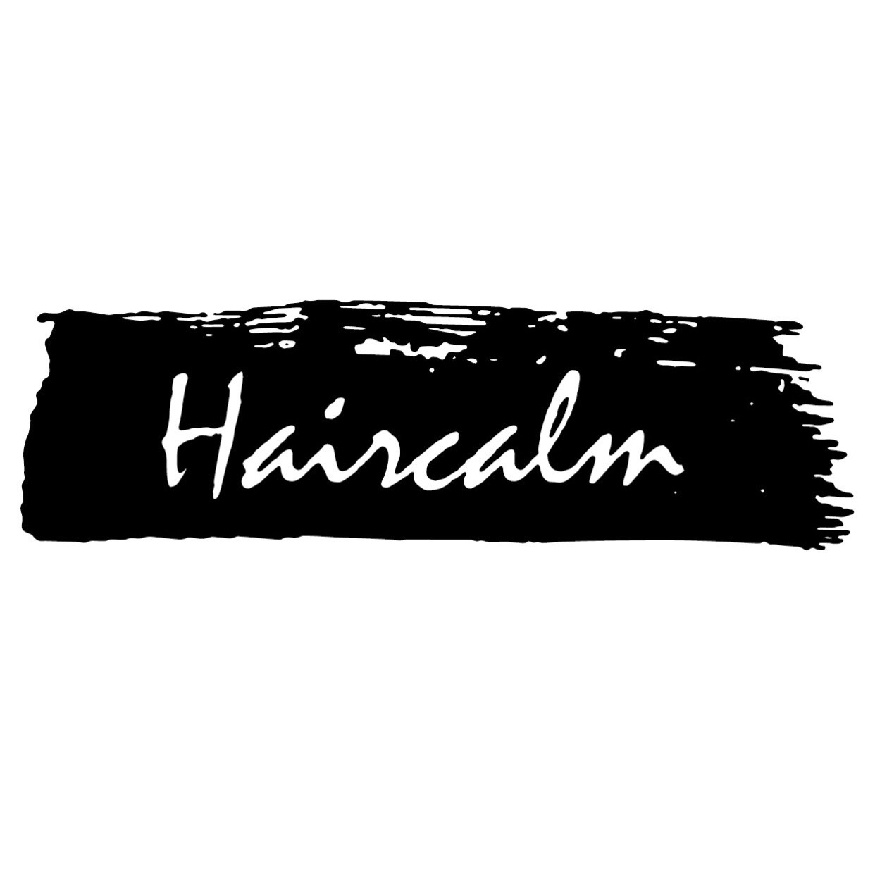 美容室HAIR CALMロゴ画像