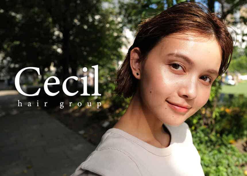 美容室Cecil hair求人画像